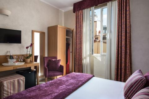 Hotel Perseo - Room