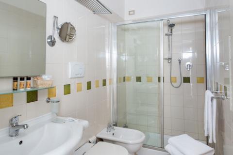 Hotel Perseo - Bathroom